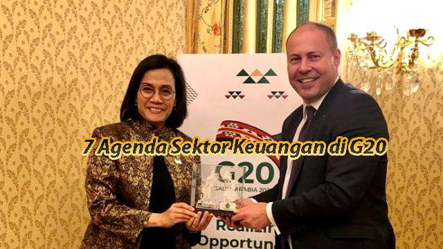 7 Agenda Sektor Keuangan di G20