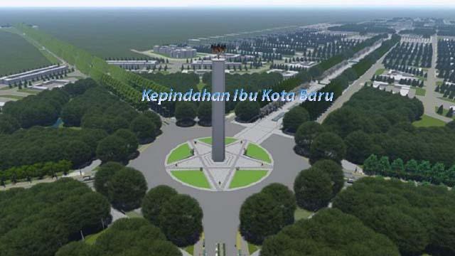 Kepindahan Ibu Kota Baru