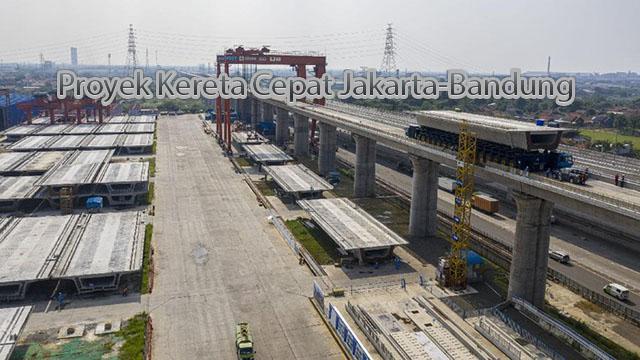 Proyek Kereta Cepat Jakarta-Bandung