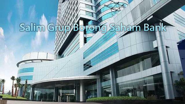 Salim Grup Borong Saham Bank MEGA